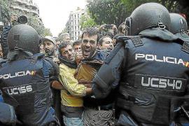 El PP quiere que el Parlament apoye a la policía en Cataluña