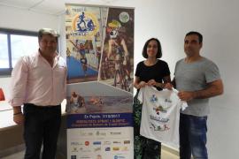 Formentera acoge título balear de la modalidad olímpica