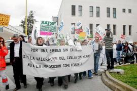 Los sindicatos temen una fuga de personal sanitario de las Pitiusas por la exigencia del catalán