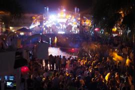 El 'closing' de Ushuaïa Ibiza Beach Hotel contó con los grandes nombres de la música electrónica