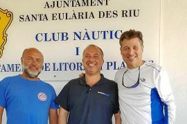 Matutes, Planells y Torres, campeones del XII Campeonato Balears desde embarcación