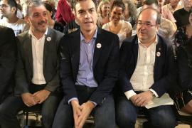 Sánchez pide a Puigdemont que descarte la DUI y convoque elecciones