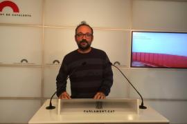 La CUP confía en que Puigdemont declare este martes la independencia de Cataluña