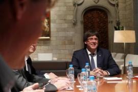 """La Generalitat fijó tres posibles escenarios para crear un """"Estado propio"""" e independiente"""