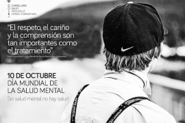 Las asociaciones reivindican romper con el «estigma social» de las enfermedades mentales