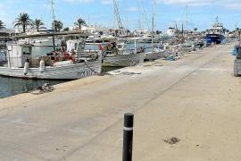 El embellecimiento del puerto de la Savina empezará en noviembre