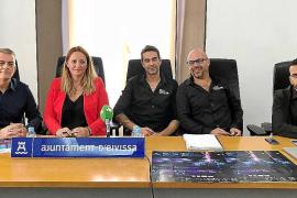Vila acoge este fin de semana una nueva edición del Ibiza Light Festival