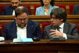 """""""Generar conflicto y desconexión forzosa"""", planes de la Generalitat para conseguir la independencia"""