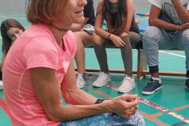 Ana Casares: «Al final, cada uno escoge el deporte con el que se siente bien y disfruta»