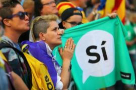 """Arran acusa a Puigdemont de """"traición inadmisible"""" por """"frenar el mandato popular claro"""" del referéndum"""