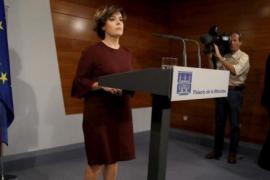 Rajoy convoca una reunión extraordinaria del Consejo de Ministros para este miércoles