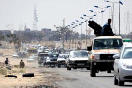 Rasmussen, jefe de la OTAN: «No hay salida militar al conflicto en Libia»