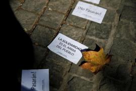 Anarquistas partidarios de la independencia de Cataluña irrumpen en la embajada española en Atenas