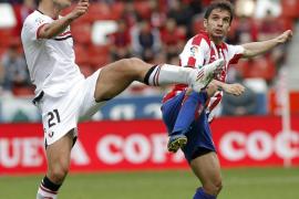 El Sporting suma la tercera victoria consecutiva y atisba la salvación