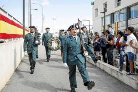 La Guardia Civil de Ibiza reclama convertirse en Comandancia para tener más efectivos
