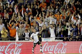 El Valencia se da un festín y se afianza en el tercer puesto
