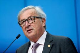 """Juncker descarta mediación de la UE con Cataluña y avisa de que no quiere """"una Europa formada por 90 países"""""""