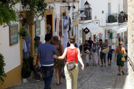 La ocupación hotelera en las Pitiusas baja un 2% en septiembre, con el 90,8% de plazas ocupadas