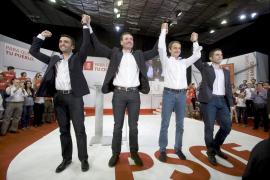 Zapatero: «El PP quiere borrar del mapa al PSOE porque no confía en sus fuerzas»