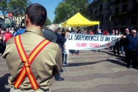 Barcelona responde a la consulta independentista