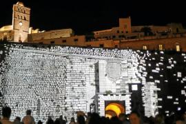 Un festival de luz ilumina el tradicional corazón de Vila