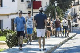 Las Pitiuses consiguen hasta septiembre un 87,6% de ocupación hotelera, un 2% menos que hace un año