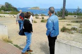 El PSOE de Santa Eulària celebra que «por fin» se impulse la mejora de es Canar