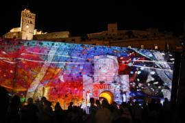 Primera jornada del 'Ibiza Light festival'