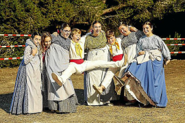 El último baile popular de la temporada se dio cita en Sant Rafel
