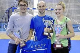 Tres podios del Samyd en la quinta jornada liguera