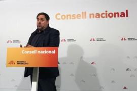 """Junqueras: """"Pedimos hablar y el PP responde con cárcel incondicional para Sànchez y Cuixart"""""""
