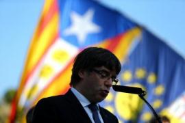 """Puigdemont: """"Pretenden encarcelar ideas pero nos fortalecen la necesidad de libertad"""""""