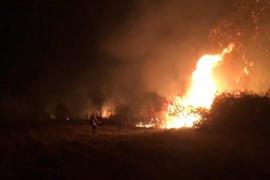 La Policía Nacional confirma que la mayoría de fuegos en Galicia fueron provocados