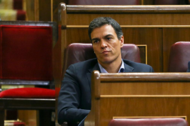 Pedro Sánchez elude comentar la prisión para Sànchez y Cuixart y pone en manos de Puigdemont evitar el 155