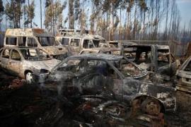 Aumentan a 41 los muertos por los incendios de los últimos días en Portugal