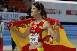 Ruth Beitia anuncia su retirada del atletismo