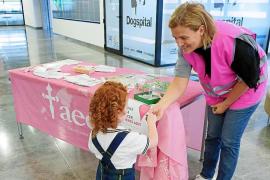 Casi 3.000 mujeres de las Pitiusas se hacen una mamografía para detectar el cáncer de mama