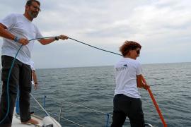Un proyecto pionero analizará la repercusión del ruido submarino sobre los delfines en las Pitiusas