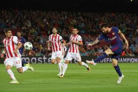 Champions League - FC Barcelona vs Olympiacos