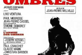 El ciclo de cine francés proyecta este lunes a las 20.00 horas en Cas Serres la película 'L'armée des ombres'