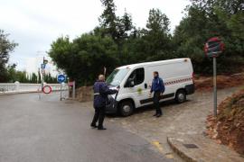 Santa Eulària inicia la sustitución de la red de suministro de agua en el Puig de Missa