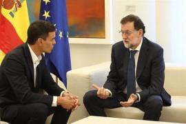 Gobierno y PSOE estudian el alcance que debe tener la aplicación del 155