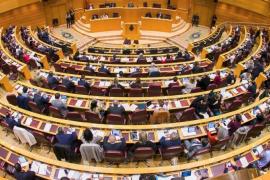 El Senado celebrará el 27 de octubre el Pleno para aprobar las medidas del 155