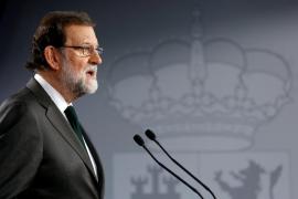 Rajoy: «El artículo 155 no presupone usar la fuerza»