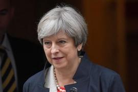 May avisa de que la cifra total de la factura del Brexit sólo llegará con el «acuerdo final»