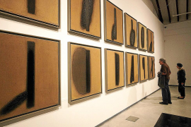 El MACE se rinde a Erwin Bechtold, «el gran referente de la pintura de vanguardia en Ibiza»