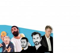 La VIII edición del Festival del Humor de Ibiza llega en noviembre a Can Ventosa