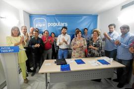 Virginia Marí, nueva presidenta de la junta local del Partido Popular de Vila