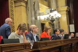Carme Forcadell convoca para el lunes la reunión que prevé fijar el pleno de independencia