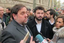 Rufián propone un Govern de concentración con más miembros además de PDeCAT y ERC